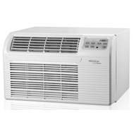 9,000 BTU Air Conditioner with Electric Heat - Dehumidifier - 3 Fan Speeds - Energy Saver Mode - 9.8 EER