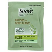 Suave Professionals Almond + Shea Butter Deep Conditioning Mask, 1.5 oz