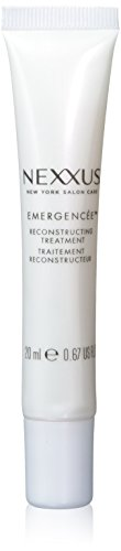 Price comparison product image Nexxus Emergencee Treatment 0.67 Ounce Tube 4 Count (20ml) (2 Pack)