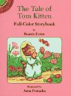 The Tale of Tom Kitten, Beatrix Potter and Anna Pomaska, 0486288536