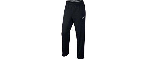 Nike Mens KO 3.0 Sweatpants Black/Cool Grey 646676-010 Size X-Large