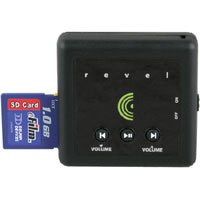 (Delkin Revel MP3 PLayer & Secure Digital SD 256mb Memory Card Combo)
