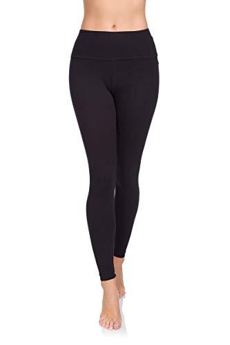 Softtail – Leggings taille haute pour femme en coton doux
