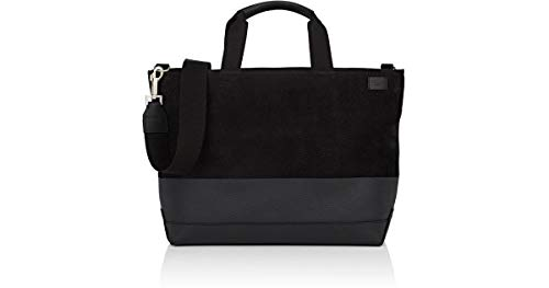 Used, Jack Spade Leather Dipped Nubuck Coal Bag with Laptop for sale  Delivered anywhere in USA