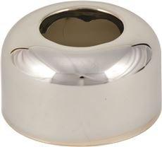 Proplus GIDS-231147 Deep Escutcheon Chrome Plated Tubular, 1-1/2