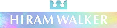 (NBFU DECALS Logo Hiram Walker SONS (Hologram) (Set of 2) Premium Waterproof Vinyl Decal Stickers for Laptop Phone Accessory Helmet CAR Window Bumper Mug Tuber Cup Door Wall Decoration)