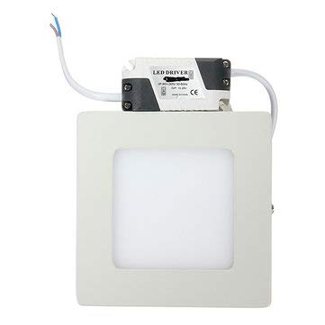 9W Square LED Panel Wall Ceiling Down Lights Mount Lamp 85-2
