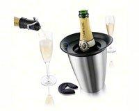 vacu-vin-champagne-set