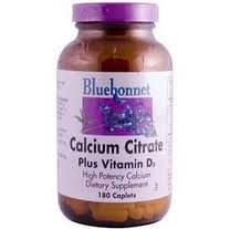 Bluebonnet – CALCIUM CITRATE PLUS VITAMIN D3 180 Caplets Review