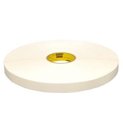 3M (450EK) Adhesive Transfer Tape Extended Liner 450EK Translucent, 1 in x 600 yd 1.0 mil