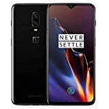OnePlus 6T A6013 128GB Storage + 8GB Memory Factory Unlocked 6.41 inch AMOLED Display Android 9 - Mirror Black US Version ()