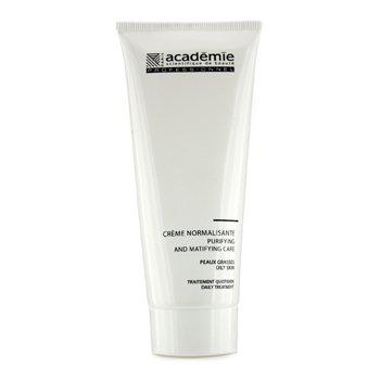 Purifying Care Hypo Sensible (Academie Hypo-Sensible Purifying & Matifying Cream (For Oily Skin) (Salon Size) 100Ml/3.4Oz)