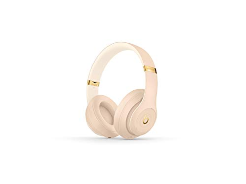 Beats Studio3 Wireless Noise Cancelling Over-Ear Headphones - Desert Sand