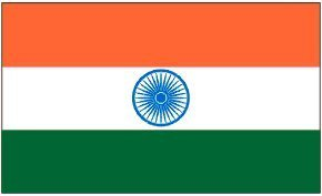 India Flag 3x5 BRAND NEW 3 x 5 foot Huge Indian Banner