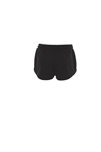 BL1049 SHORTS FELPA BOY LONDON DONNA STAMPA Nero 4gSXwxXE