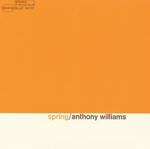 Spring (Jpn Lp Sleeve) (Tony Williams Spring)