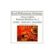 VILLA-LOBOS: Bachianas Brasileiras No. 2 by Gomes (1999-11-16)