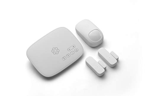 Ooma, Smart Home Security: Free Real-time DIY Monitoring, Audio alerts and Notifications to Unlimited recipients. Optional auto arm/Disarm, Remote 911 and More