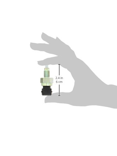 Medida de rosca M12x1,5 piloto de marcha atr/ás HELLA 6ZF 008 621-141 Interruptor atornillado