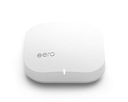 eero Home WiFi System - 2nd Generation (Certified Refurbished) - Advanced Mesh WiFi System to Replace WiFi Routers and WiFi Extenders (Pack of 1)