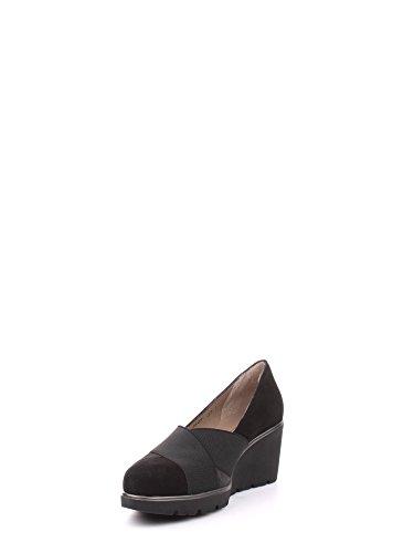 MELLUSO , Damen Mokassins, schwarz - schwarz - Größe: 38 EU