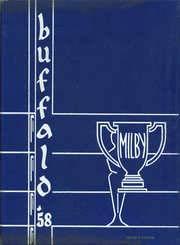 (Custom Reprint) Yearbook: 1958 Charles H Milby High School - Buffalo Yearbook (Houston, TX) (Charles H Milby High School Houston Tx)
