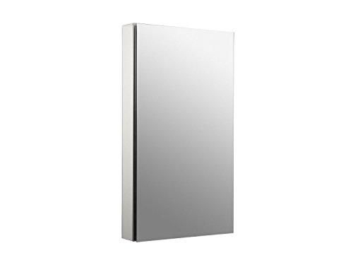 Kohler K-2939-PG-SAA Catalan Medicine Cabinet, Satin Anodized Aluminum ()
