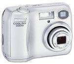 Nikon Coolpix 2200 2MP Digital Camera with 3x Optical Zoom (Nikon Megapixels Coolpix 2)