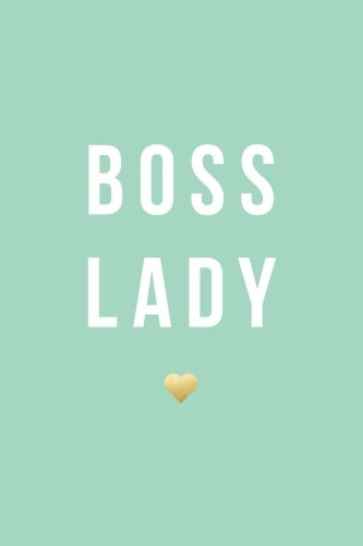 Boss Lady, 18 Month Weekly & Monthly Planner | 2018-2019: Mint Green, July 2018 - December 2019, 6