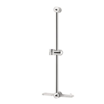Hansgrohe 06890830 Unica E Wall Bar With Soap Dish - Polished Nickel