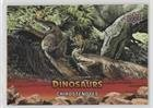 Chirostenotes (Trading Card) 2015 Upper Deck Dinosaurs - [Base] - Extinction Red #40