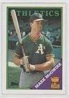 #9: Mark McGwire (Baseball Card) 1988 Topps #580