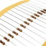 100 pcs. Resistors 1 Ohm 1W 5% Carbon Film Pb Free (1w 5% Carbon Resistor)