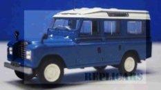 1/43 ランドローバー シリーズ IIa 109 1958(ブルー×ホワイト) WB135