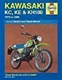 Kawasaki KC, KE and KH100, 1975 to 1999, Jeremy Churchill and Haynes, 1859607071