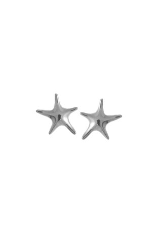 Boma Sterling Silver Starfish Post - Tiffany Es