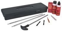 Outers Universal Rifle, Shotgun, Pistol Cleaning Kit with Brushes (Hard Case)