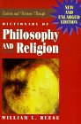 Dictionary of Philosophy and Religion 9780391038653