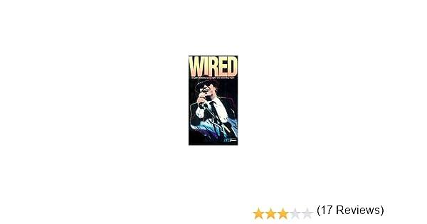 Amazon.com: Wired [VHS]: Michael Chiklis, Ray Sharkey, J.T. Walsh ...