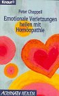 Emotionale Verletzungen heilen mit Homöopathie