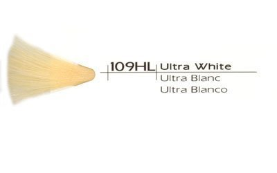 Vivitone Cream Creative Hair Color, 109HL Ultra White