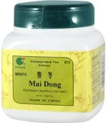 Mai Dong – Ophiopogon root tuber, 100 grams, E-Fong