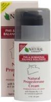 Crème de progestérone naturelle pour l'équilibre hormonal des femmes par puh - 3 Oz