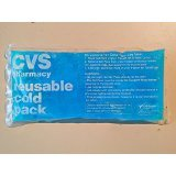 CVS Gel Cold Pain Relief Pack Reusable ***(10 pack)*** (Cvs Hours)