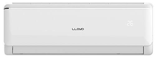 Lloyd 1.5 Ton 1 Star (2018) Split AC (Copper, LS19A3FF-O, White)