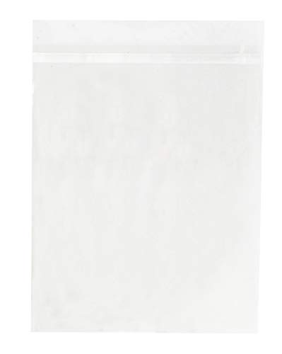 Golden State Art, Pack of 50 11 1/4 x 14 1/8 Clear Bags for 11x14 Mat Matting from Golden State Art
