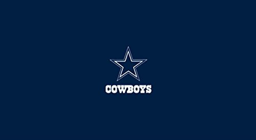 Imperial Officially Licensed NFL Merchandise: 8-Foot Billiard/Pool Table Cloth, Dallas Cowboys Cowboys Pool