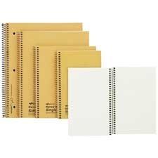- RED33002 - Subject Wirebound Notebook
