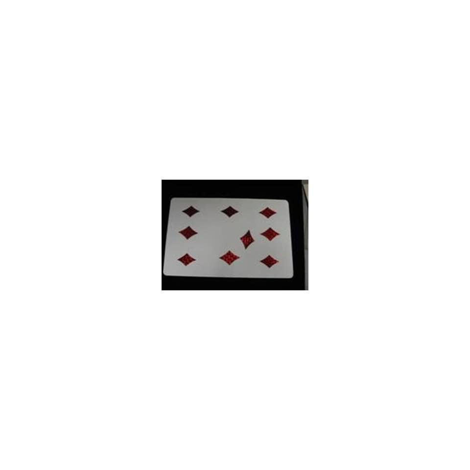 Magnetic Pip Card   Stage / Kid Show / Magic trick