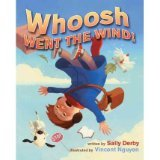 Paperback Whoosh Went the Wind! Book
